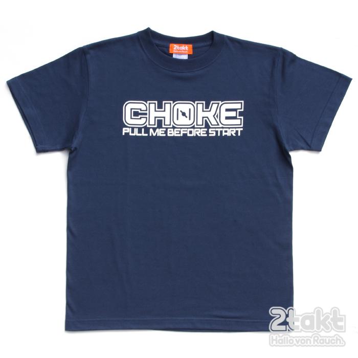 2takt T-shirts/CHOKE