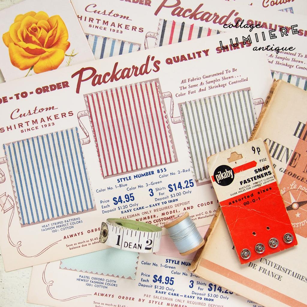 custom shirtmakers sheet