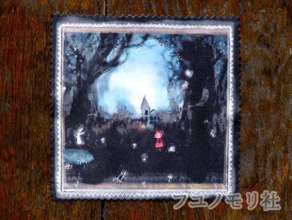 クリーナークロス - 夜の森 - フユノモリ社 - no18-fuy-01