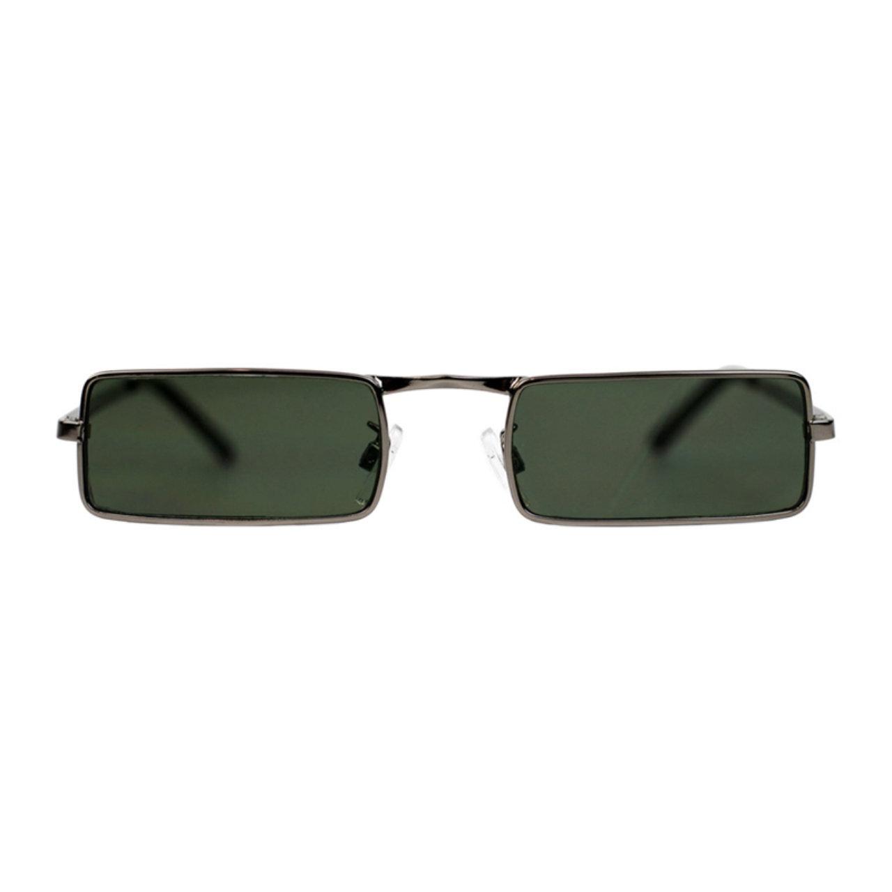 【MADCAP ENGLAND】 60sスタイル マッギン サングラス 〈Green〉
