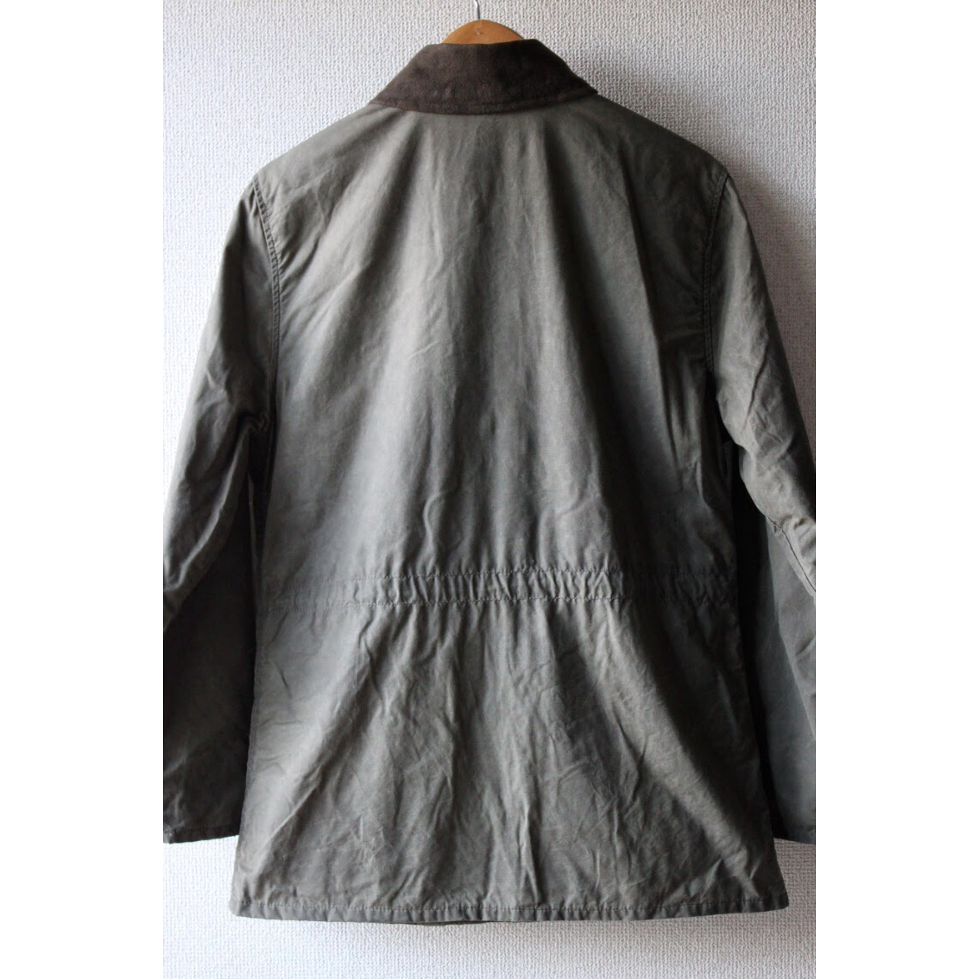 Vintage oiled jacket by Filson