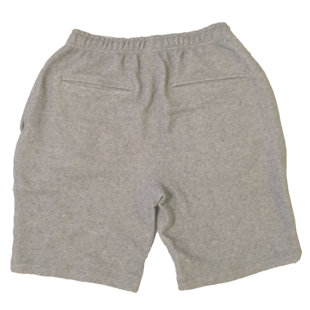 【20% OFF】King Logo Sweat Short Pant / Grey - 画像5