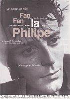 4002 ジェラール・フィリップ映画祭(Fan Fan la Philipe)・フライヤー