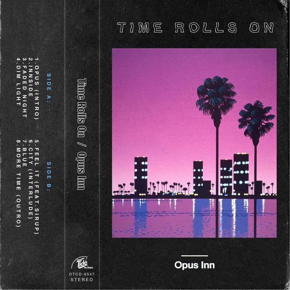 【CD】Opus Inn 2nd EP『Time Rolls On』