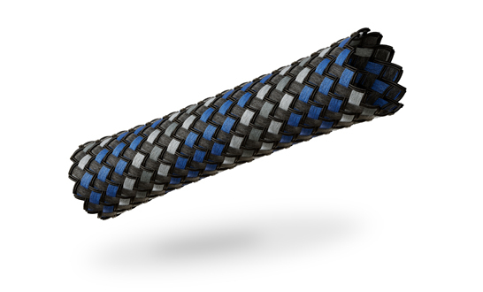 Cable Sleeve M 切り売り (ブルー) :: VIABLUE