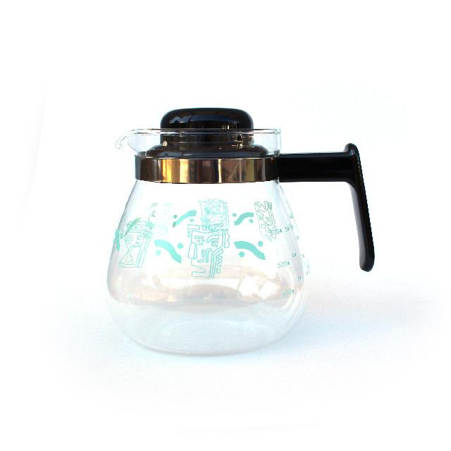 DEADSTOCK / PYREX Coffee Pot FRIENDY 980cc