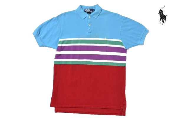 polo  Ralph Lauren sizeS poloshirt/tops made in usa