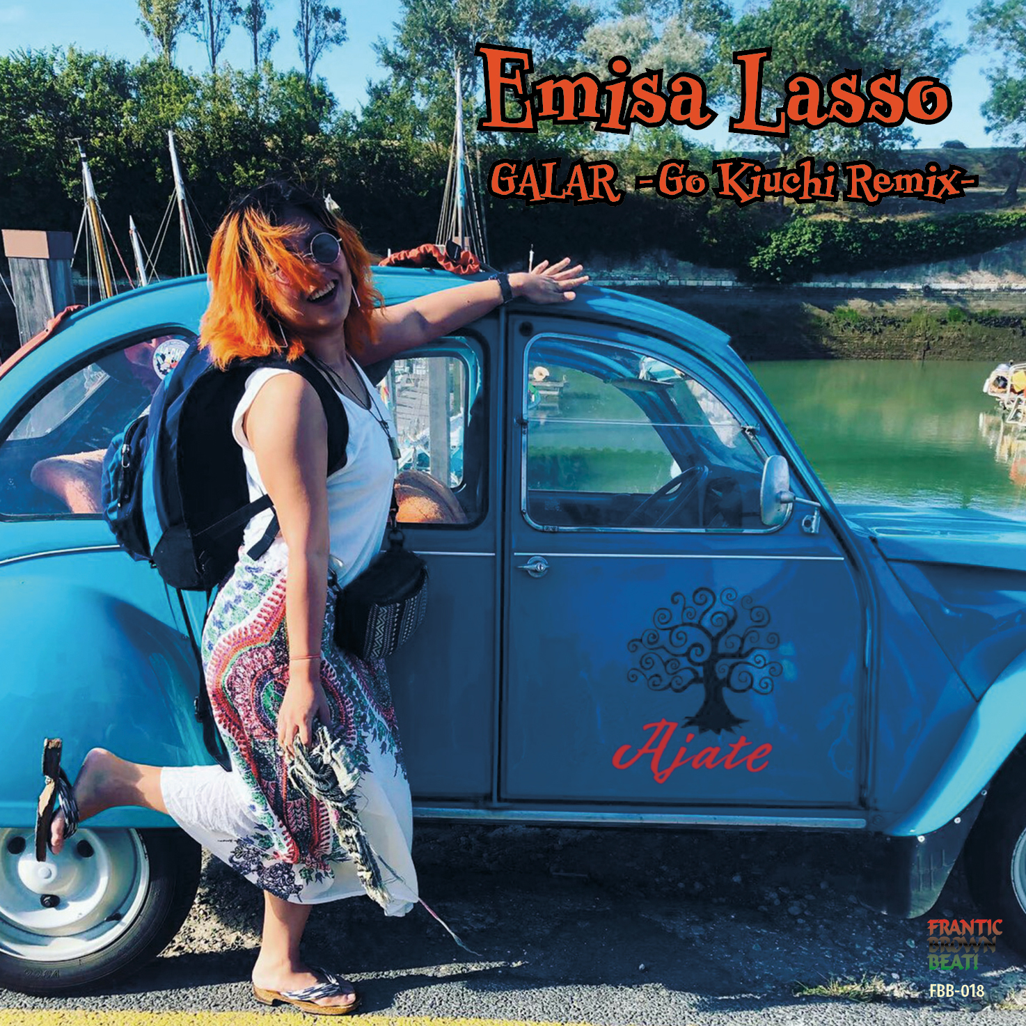 AJATE / Emisa Lasso + Galar Go Kiuchi Mix