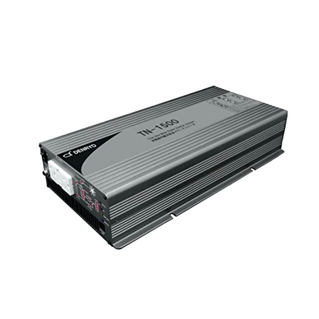 正弦波インバーター TS-1500-112F DENRYO(電菱) TSシリーズ