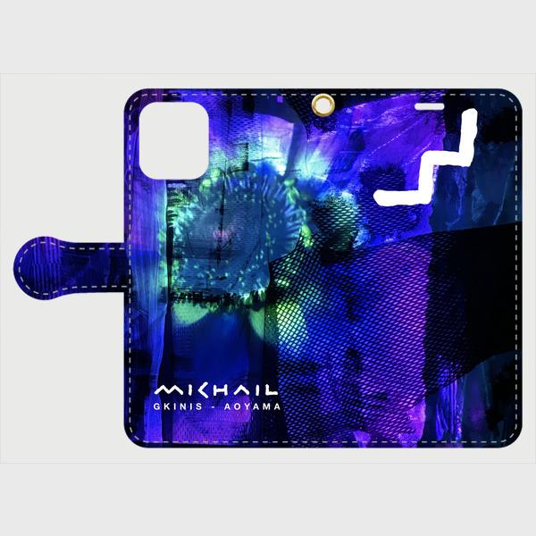 【iPHONE 11 Pro】スマホケース ミハイルギニスアオヤマ  オリジナル[送料/税込]