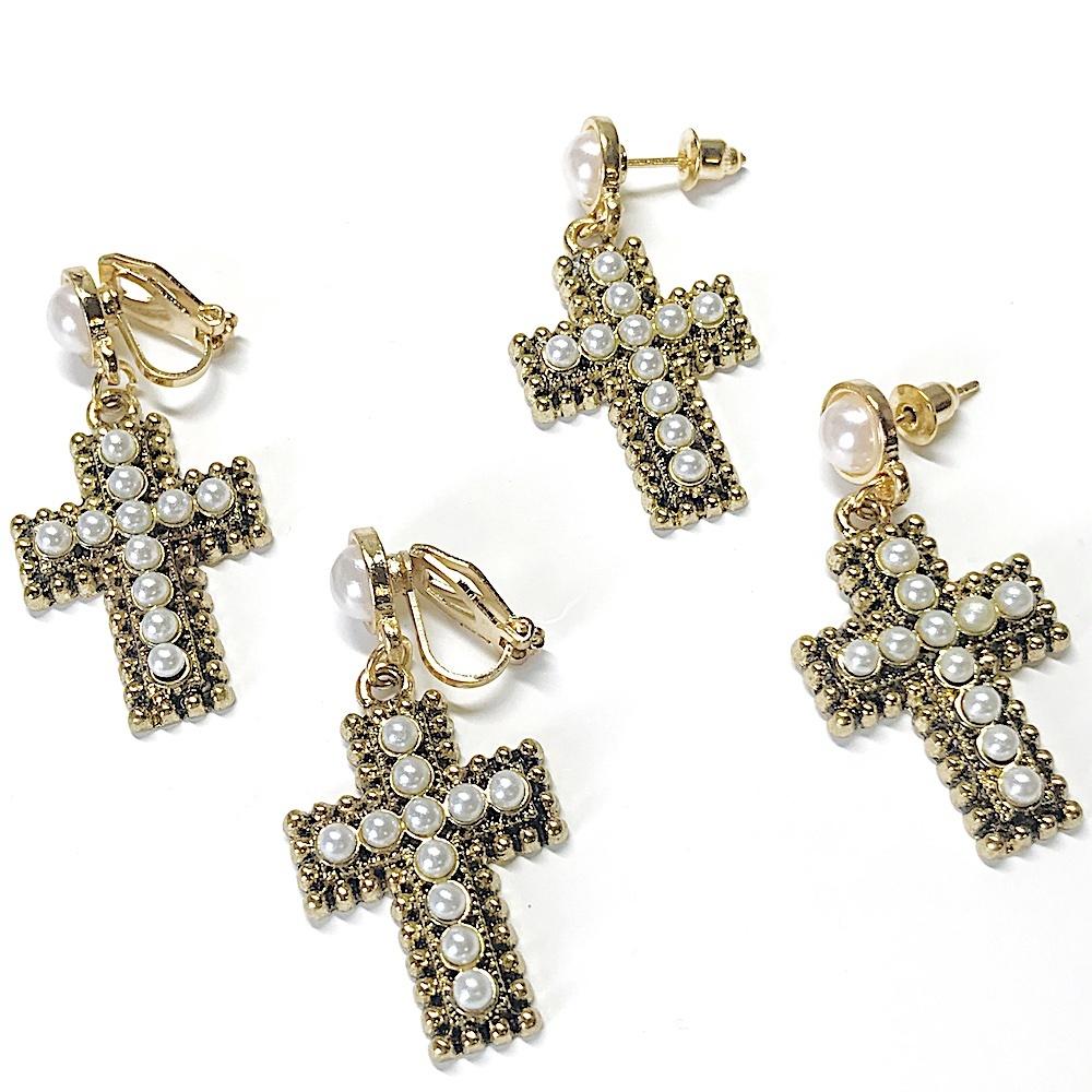 PE1127 - Baroque Cross