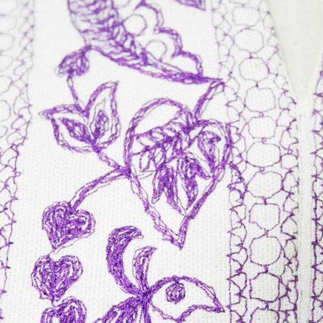 ≪USED≫フロント刺繍チュニック