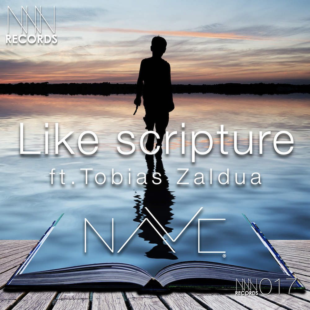 【WAV デジタルコンテンツ】Like scripture ft.Tobias Zaldua  / NAVE