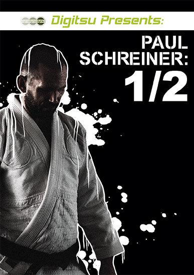 ポール・シュライナー 1/2 GUARD 2枚組DVD|ブラジリアン柔術教則DVD