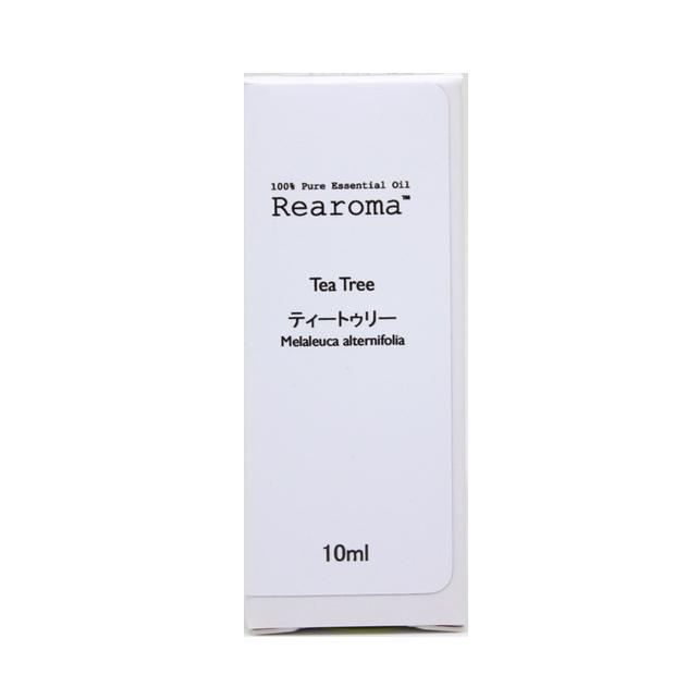 Rearoma™ アロマ精油 ティートゥリー 10ml - 画像2