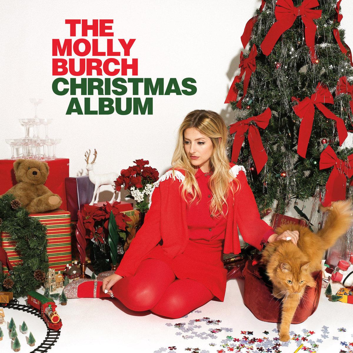 Molly Burch / The Molly Burch Christmas Album(1500 Ltd LP)