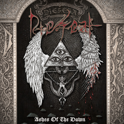 "DIESEAR ""Ashes Of The Dawn"""