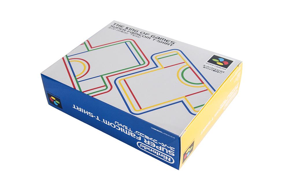 スーパーファミコン/SF-BOXデザインT ホワイト/ THE KING OF GAMES