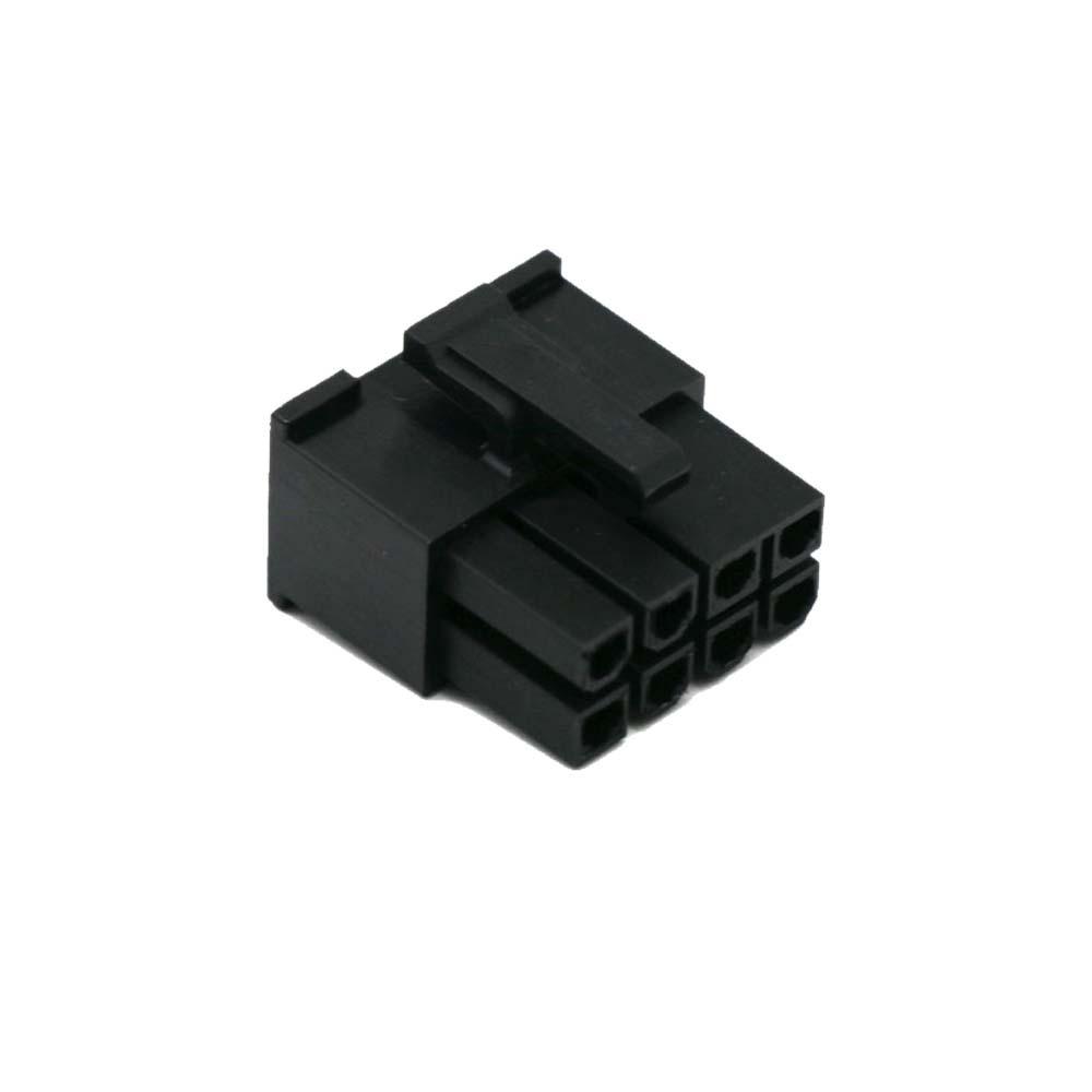 ATX規格 補助電源/各社PSU出力端子用コネクタ 8Pin レセプタクル