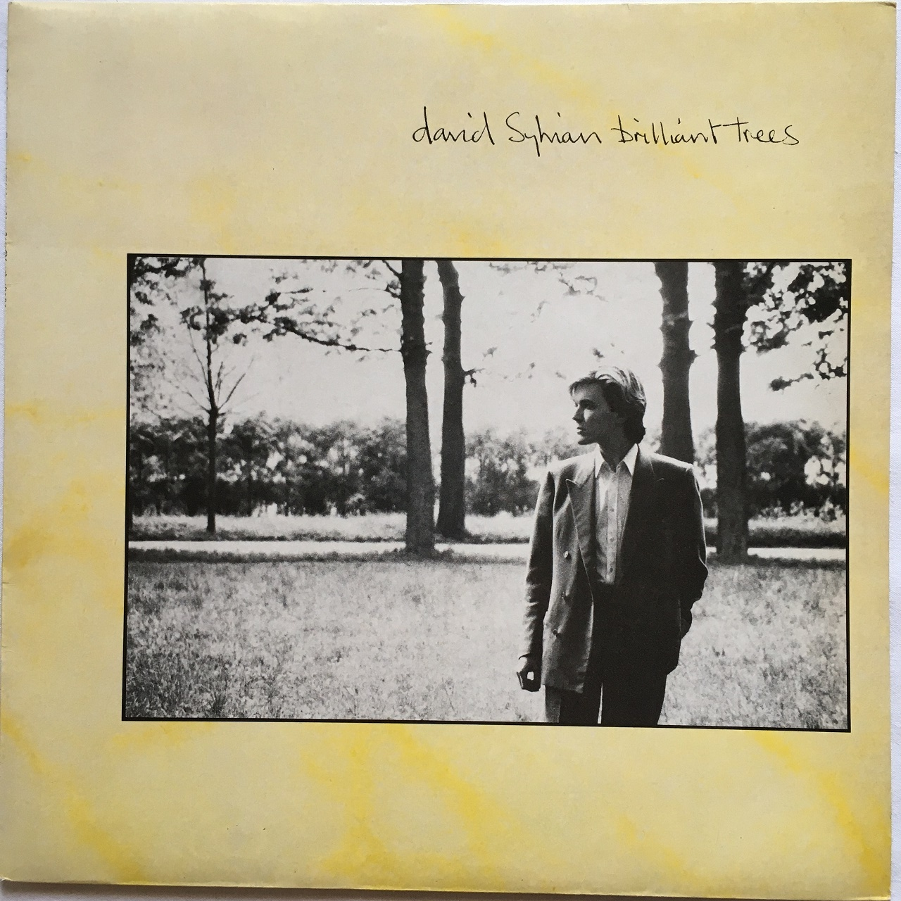 【LP・英盤】David Sylvian  / Brilliant Trees