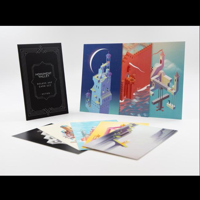 【Monument Valley(モニュメント・バレー) 】デラックスアートカードセット - 画像1