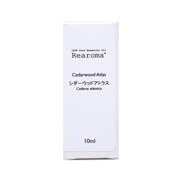 Rearoma™ アロマ精油 シダーウッド 10ml - 画像2