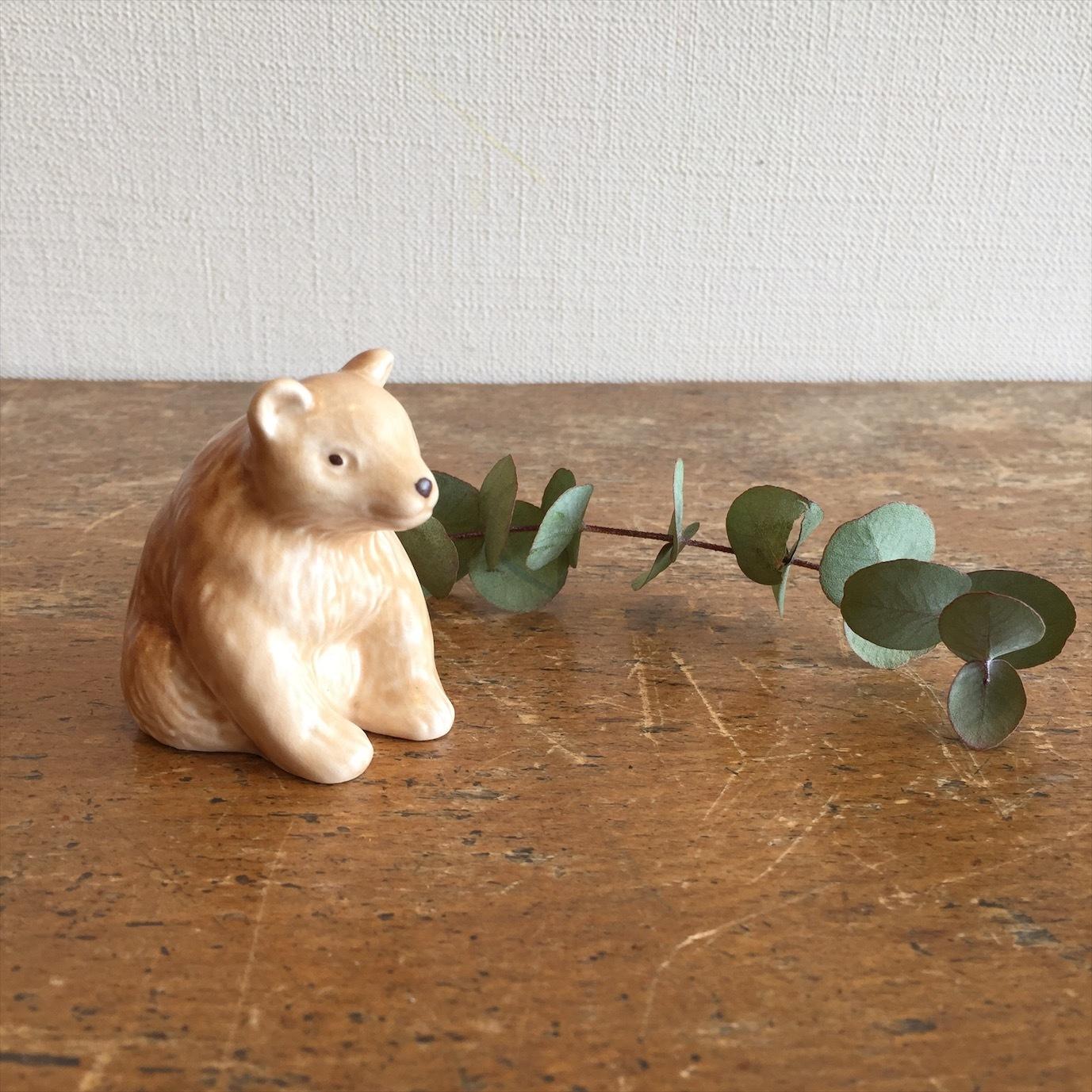Vintage Sylvac 小熊