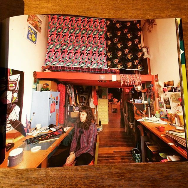住まい・インテリアの本「Home, Studio Home: Providence, Ri/Todd Oldham」 - 画像3