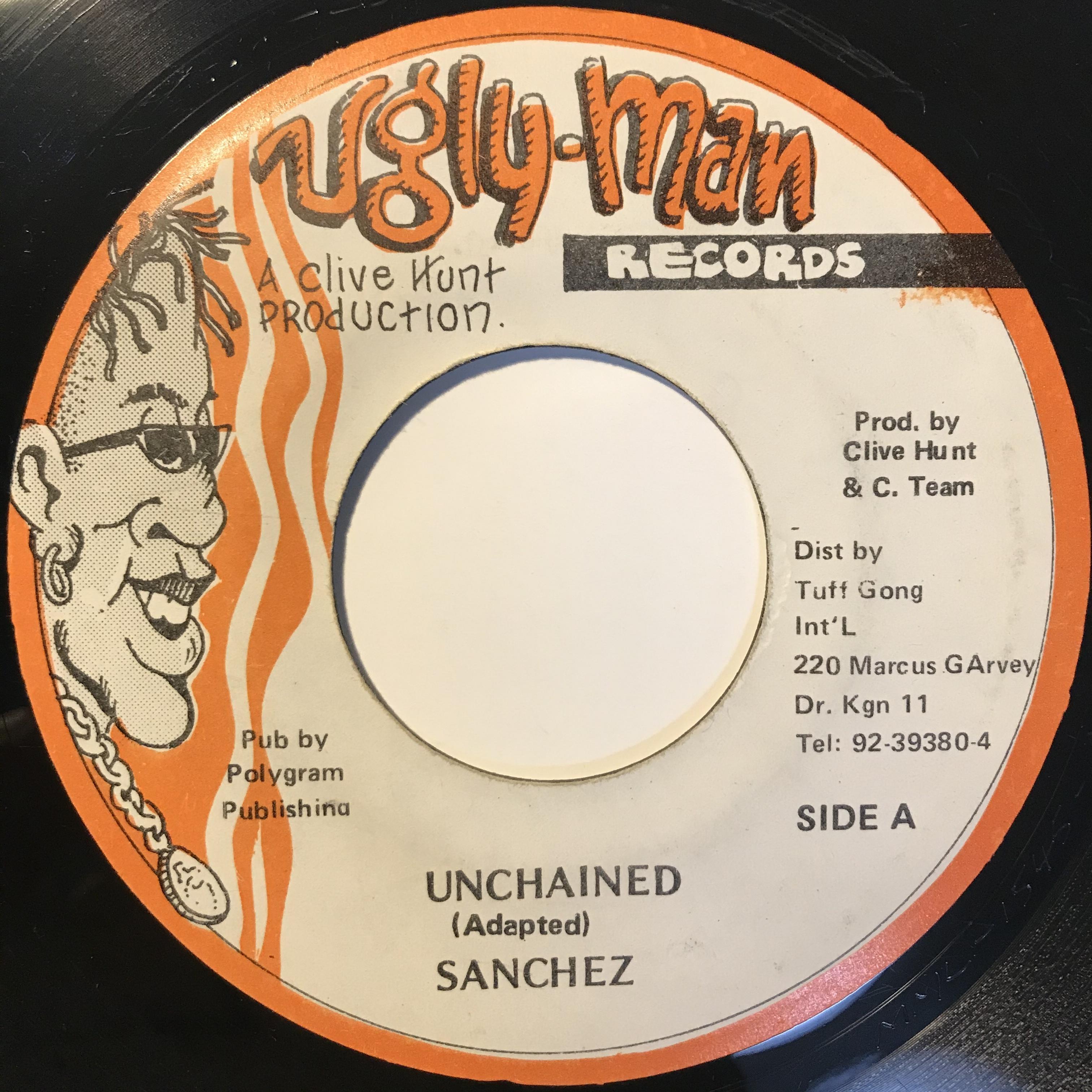 Sanchez - Unchained Melody【7-10841】