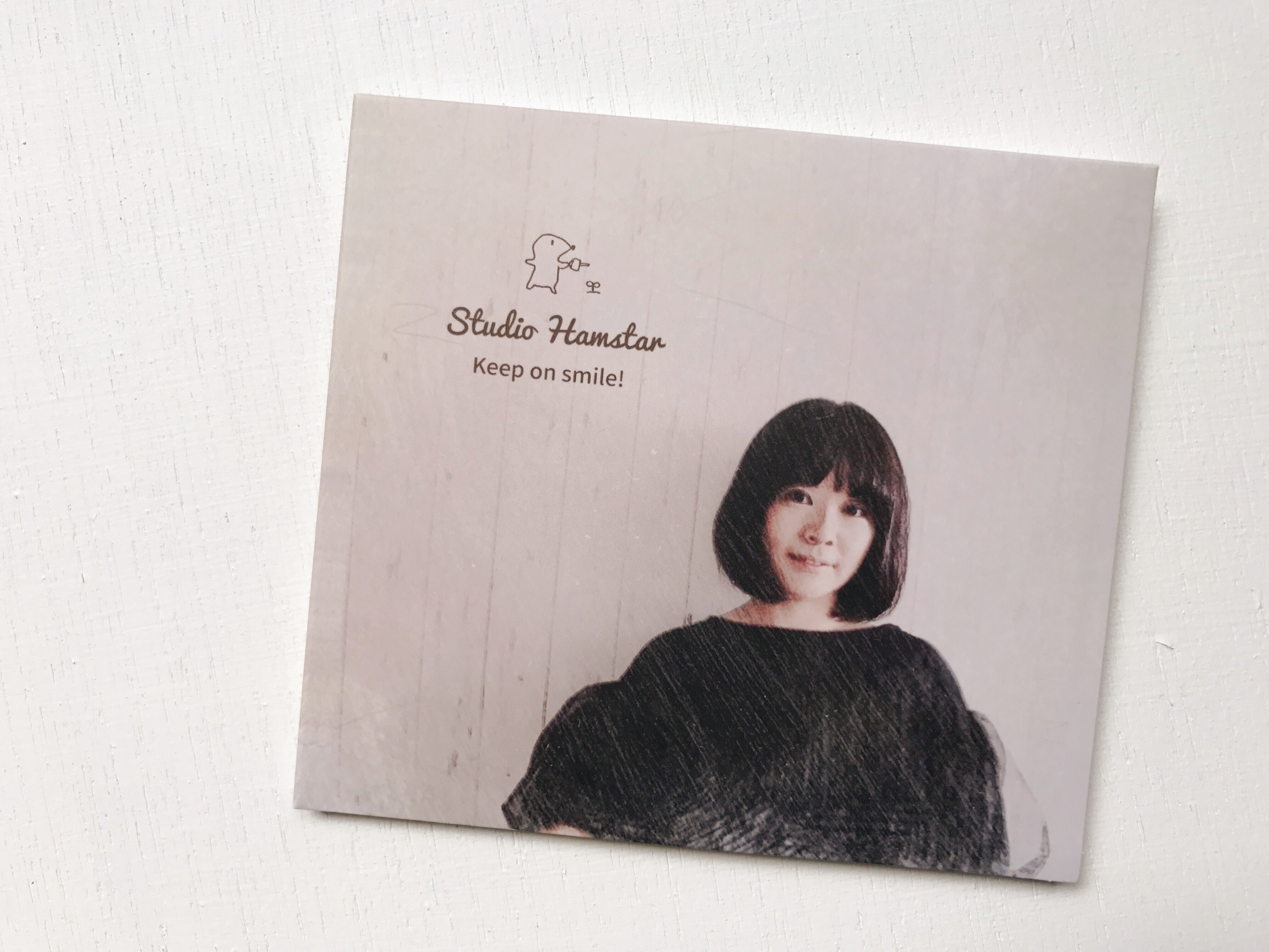 Keep on smile!    CD