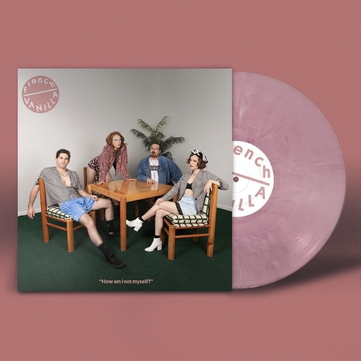 French Vanilla- How Am I Not Myself? (Flume Color LP)