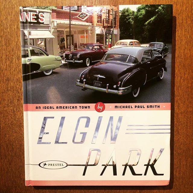 写真集「Elgin Park: An Ideal American Town/Michael Paul Smith」 - 画像1
