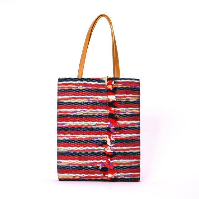 Flat Bag / Red × Black : 9003