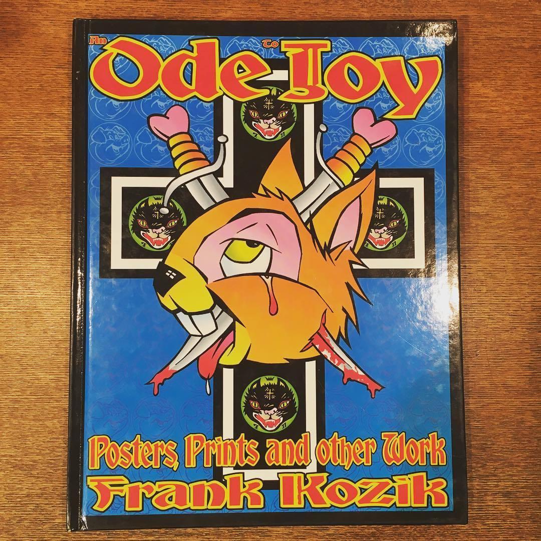 フランク・コジック作品集「An Ode to Joy: Posters, Prints and Other Work of Frank Kozik」 - 画像1