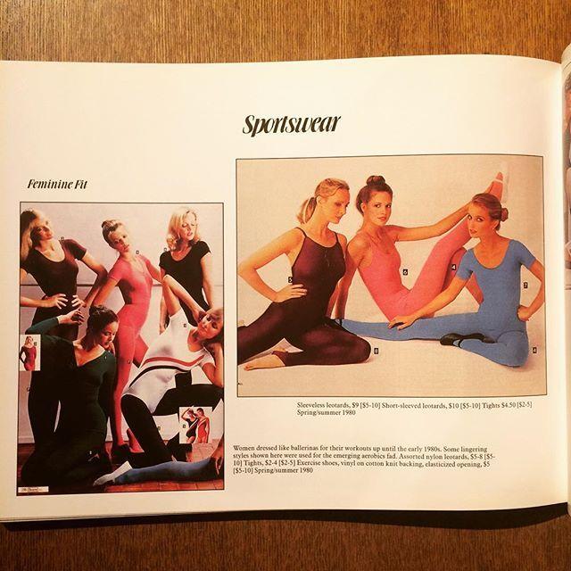 ファッションの本「Fashionable Clothing from the Sears Catalogs: Early 1980s」 - 画像2