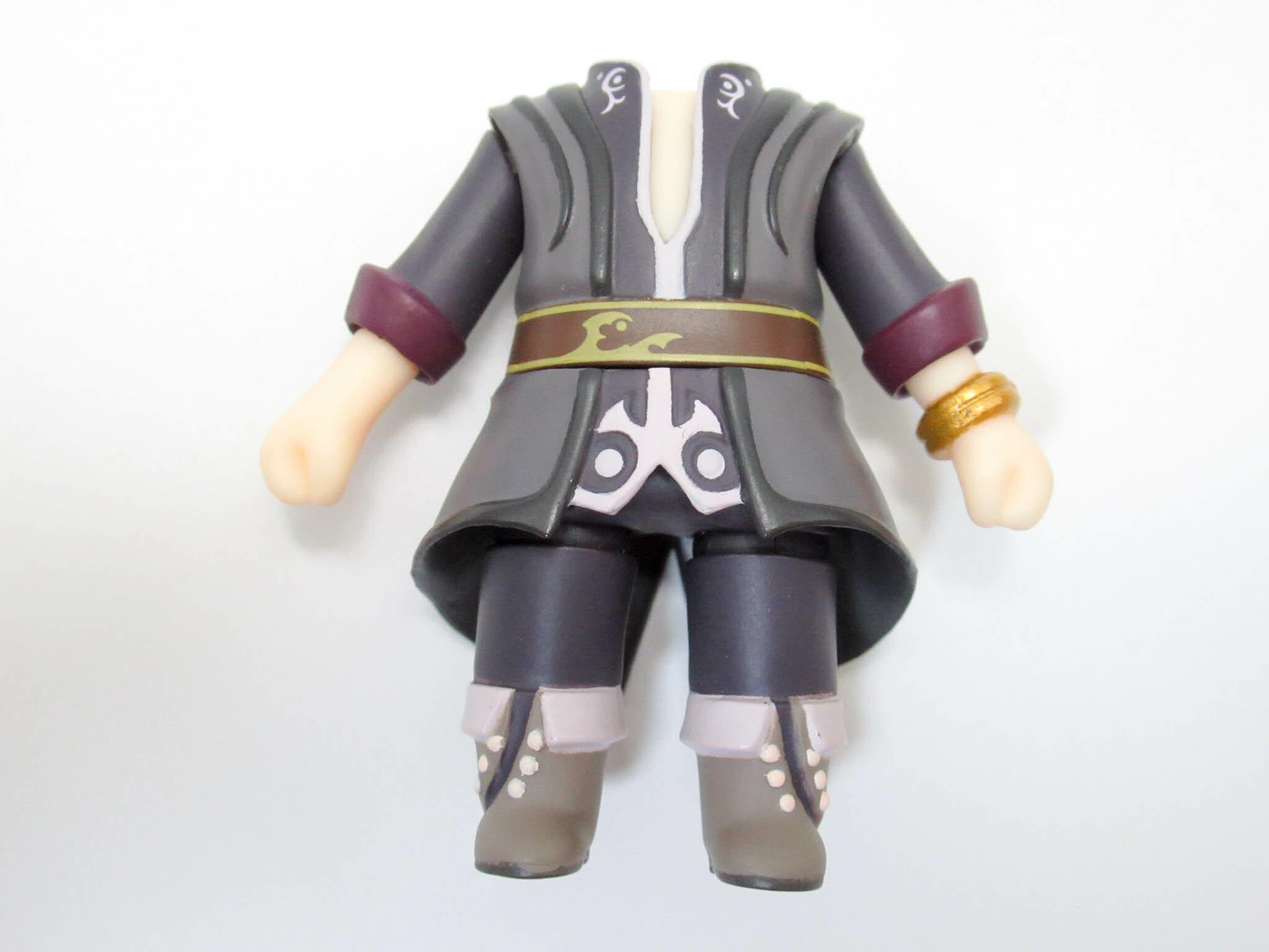 【SALE】【1078】 ユーリ・ローウェル 体パーツ 戦闘服 ねんどろいど