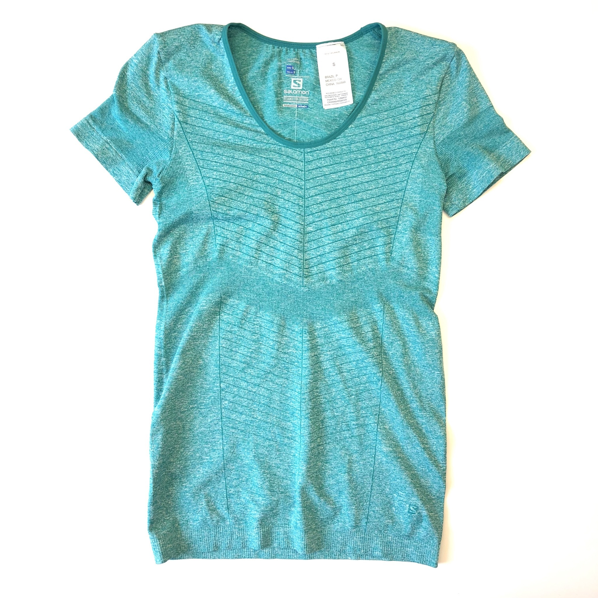SALOMON / ELEVATE SEAMLESS TEE Women's