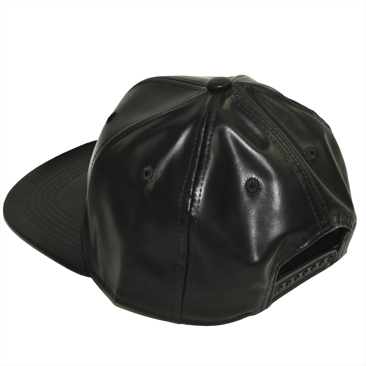 BOX LOGO CAP LEATHER - 画像2