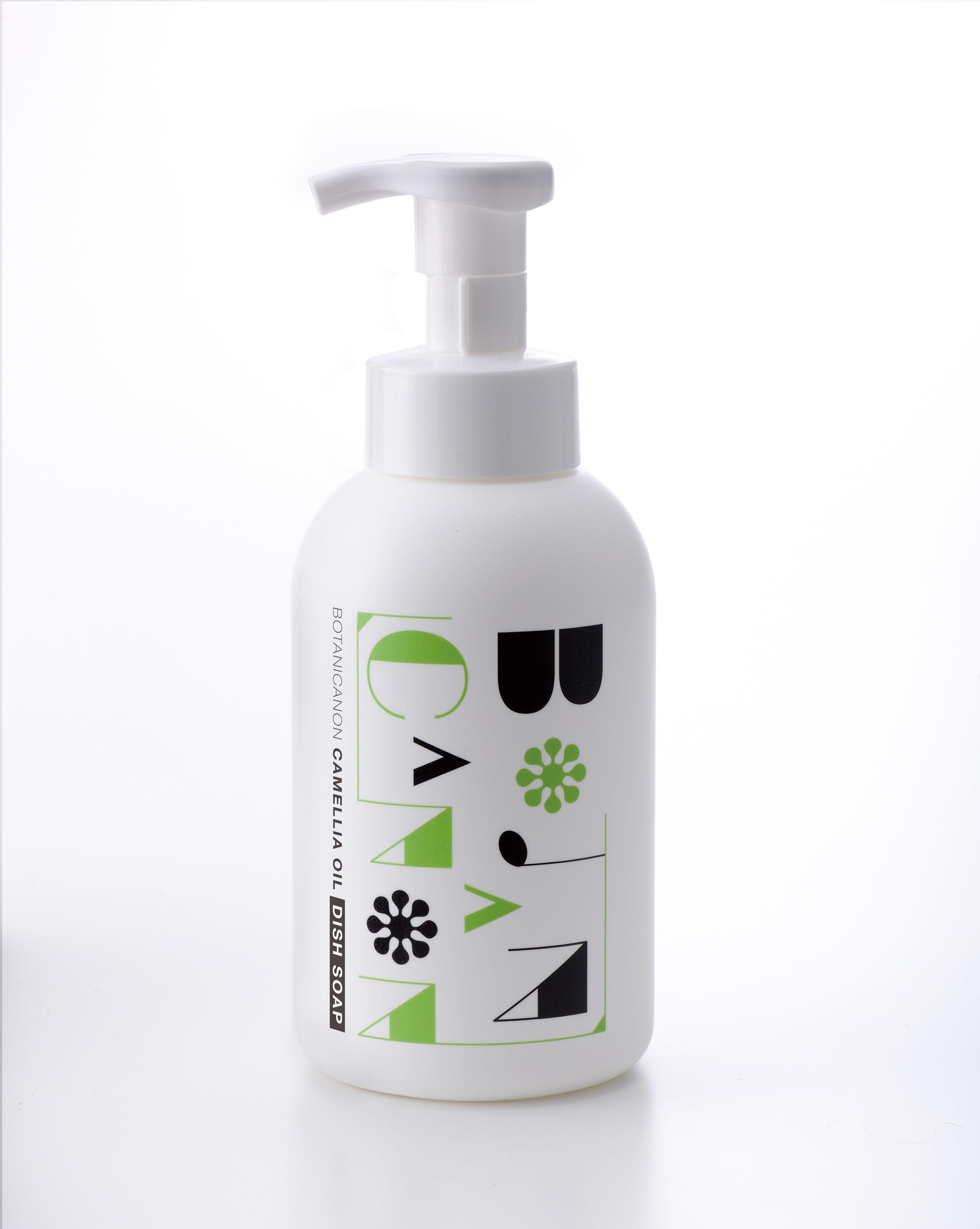 BOTANICANON CAMELIA DISH SOAP(食器洗い液体石鹸)500ml