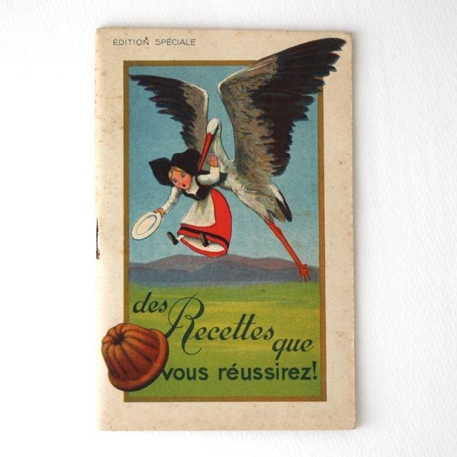 ALSA Recettes 1936 / vp0007