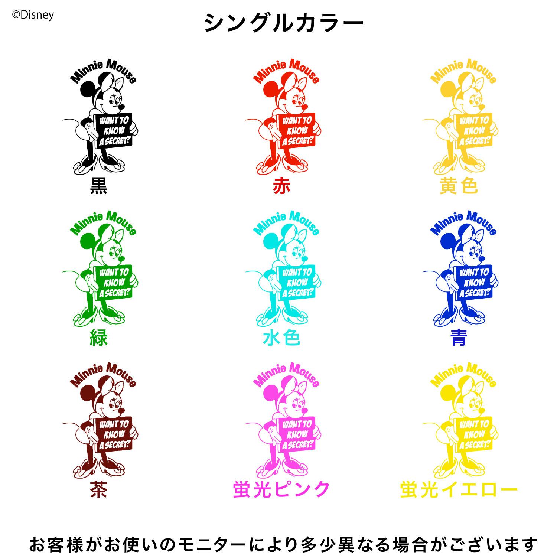 【ディズニーキャラクター】ヴィンテージミニーマウス/Tee