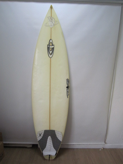 DROP OUT SURFBOARD シェープ:Pete Mcabe USED