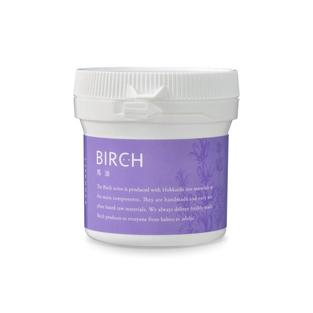 BIRCH LAVENDER 馬油クリーム70g
