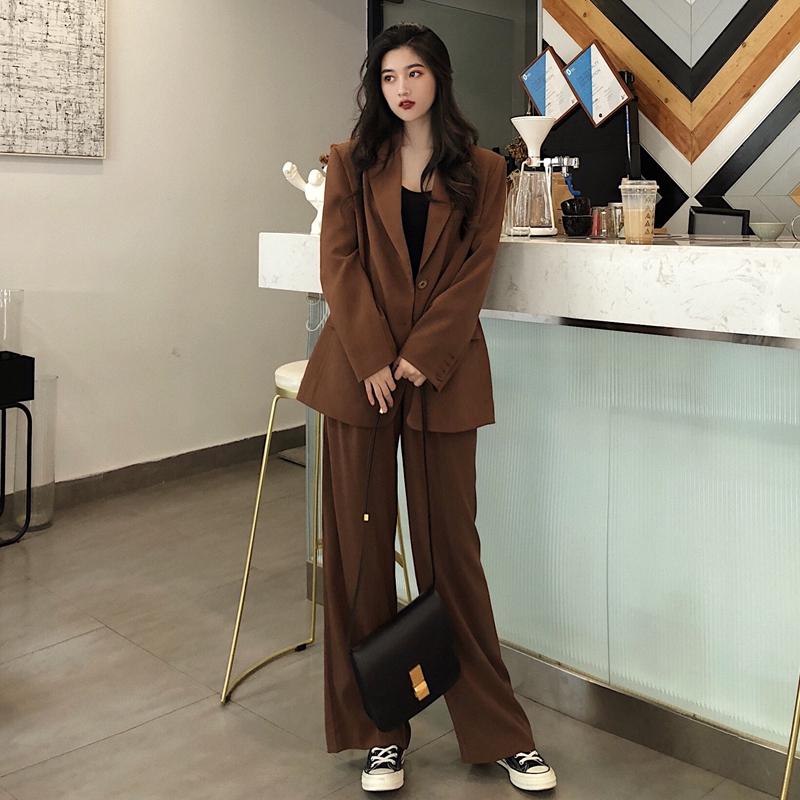【set】[単品注文]超人気ファッションアウター+パンツセットアップ23685534