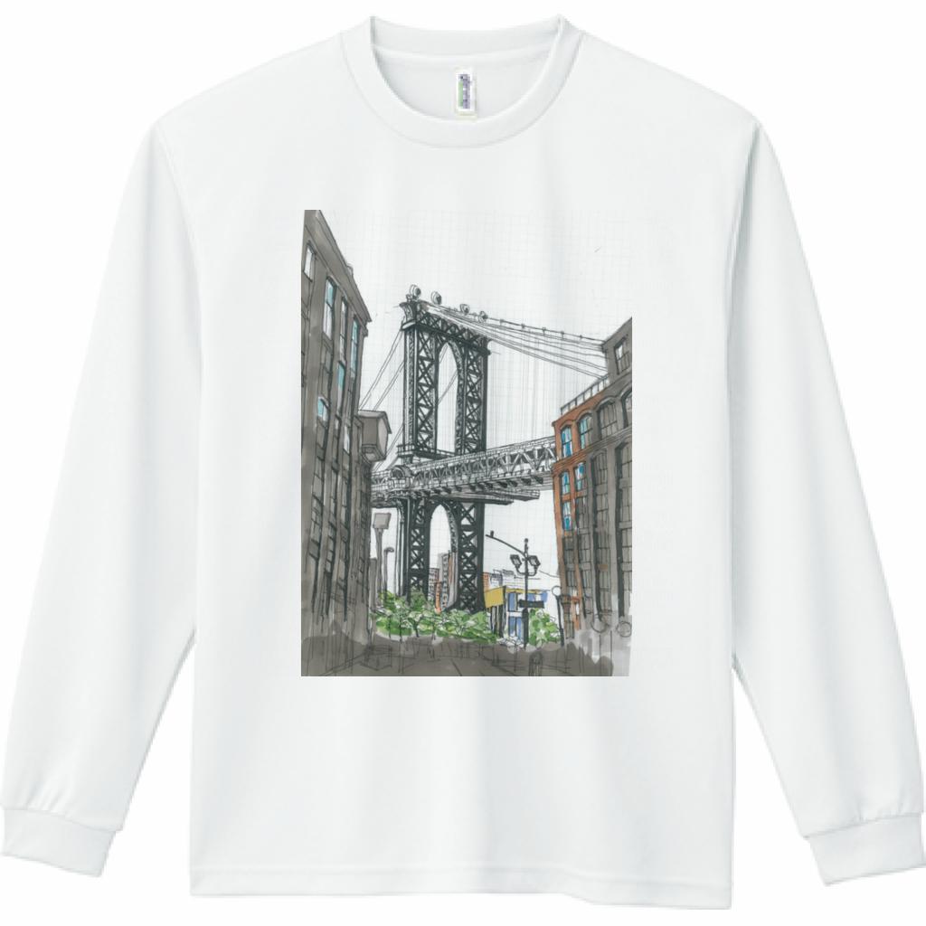 """TOUB LIVING """"ブルックリン"""" Tシャツ"""