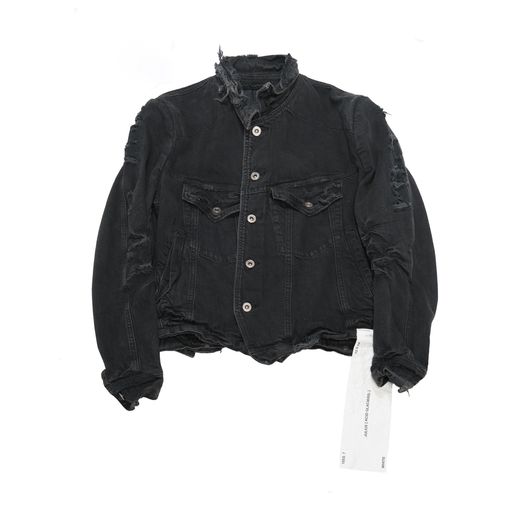 007BLM31-BLACK / G I ジャケット