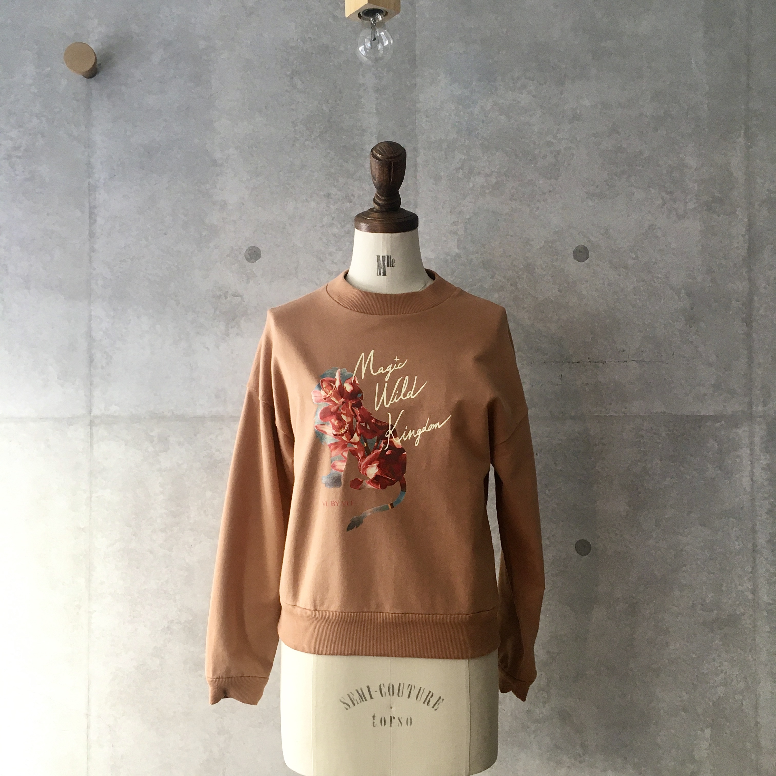 VL BY VEE Magic Wild Kingdom Sweatshirt