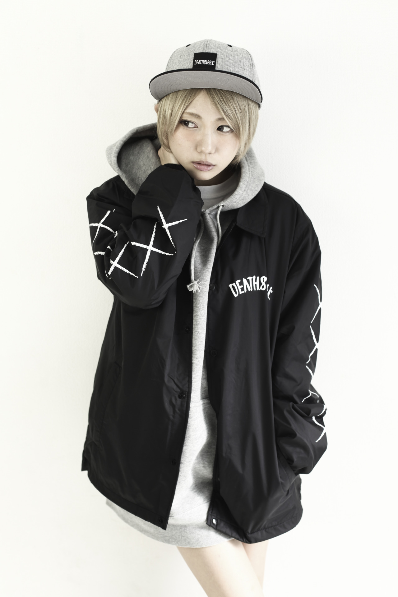 """deathsight"" C JKT / BLACK - 画像5"