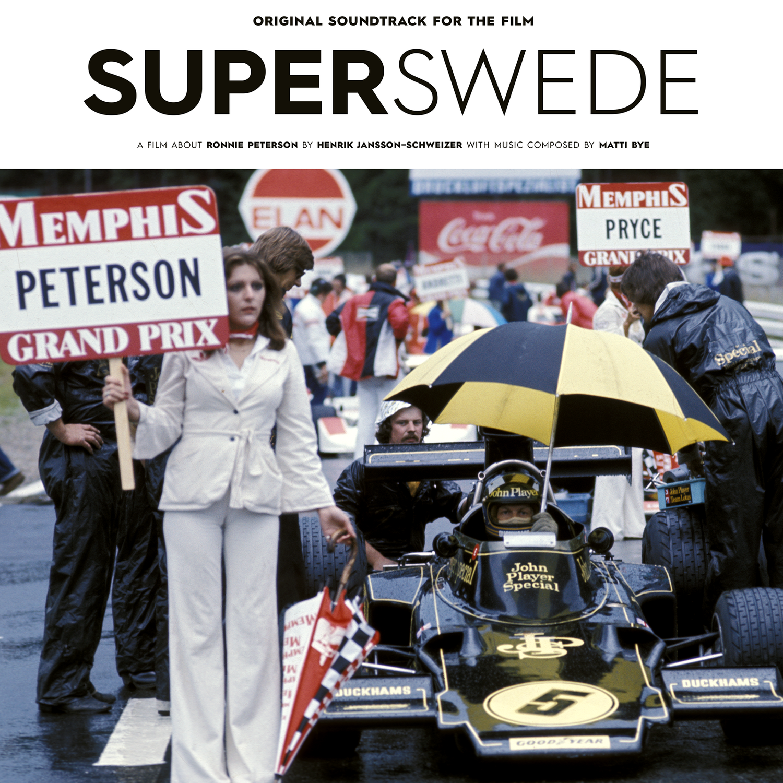 Matti Bye『Superswede』(Rotor)