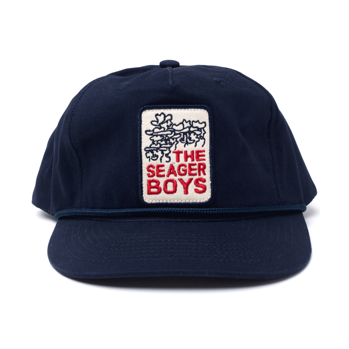 SEAGER #Tall Boy Snapback